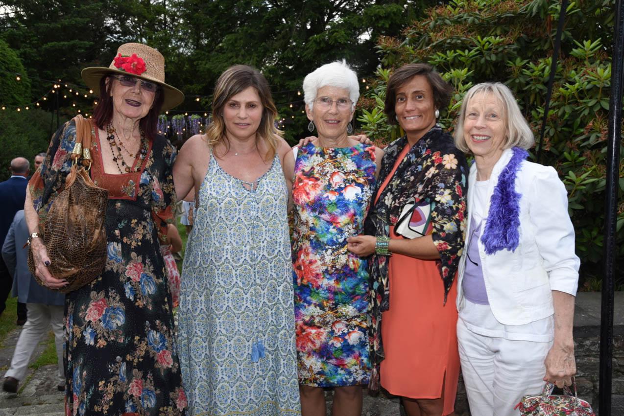 Arlene Mark, Lisa Cooper, Barry Richmond, Molly Mcgee. Leia Berla