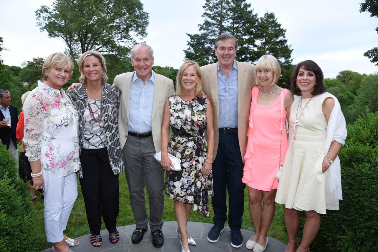 Arabelle Rowe Donna De Verona, John Lyddane, Nancy Selander, Bob Selander, Susan Shanks, Regina Lyddane