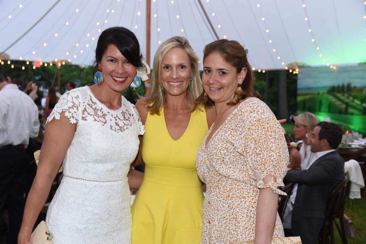 Ashley Fox, Lauren Caffray, Judy Collins