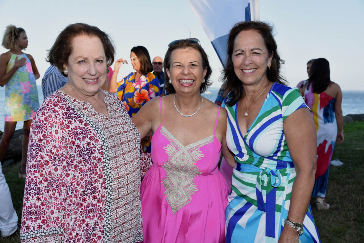 Mary Hull, Pam Pagnani, Lisa Weicker