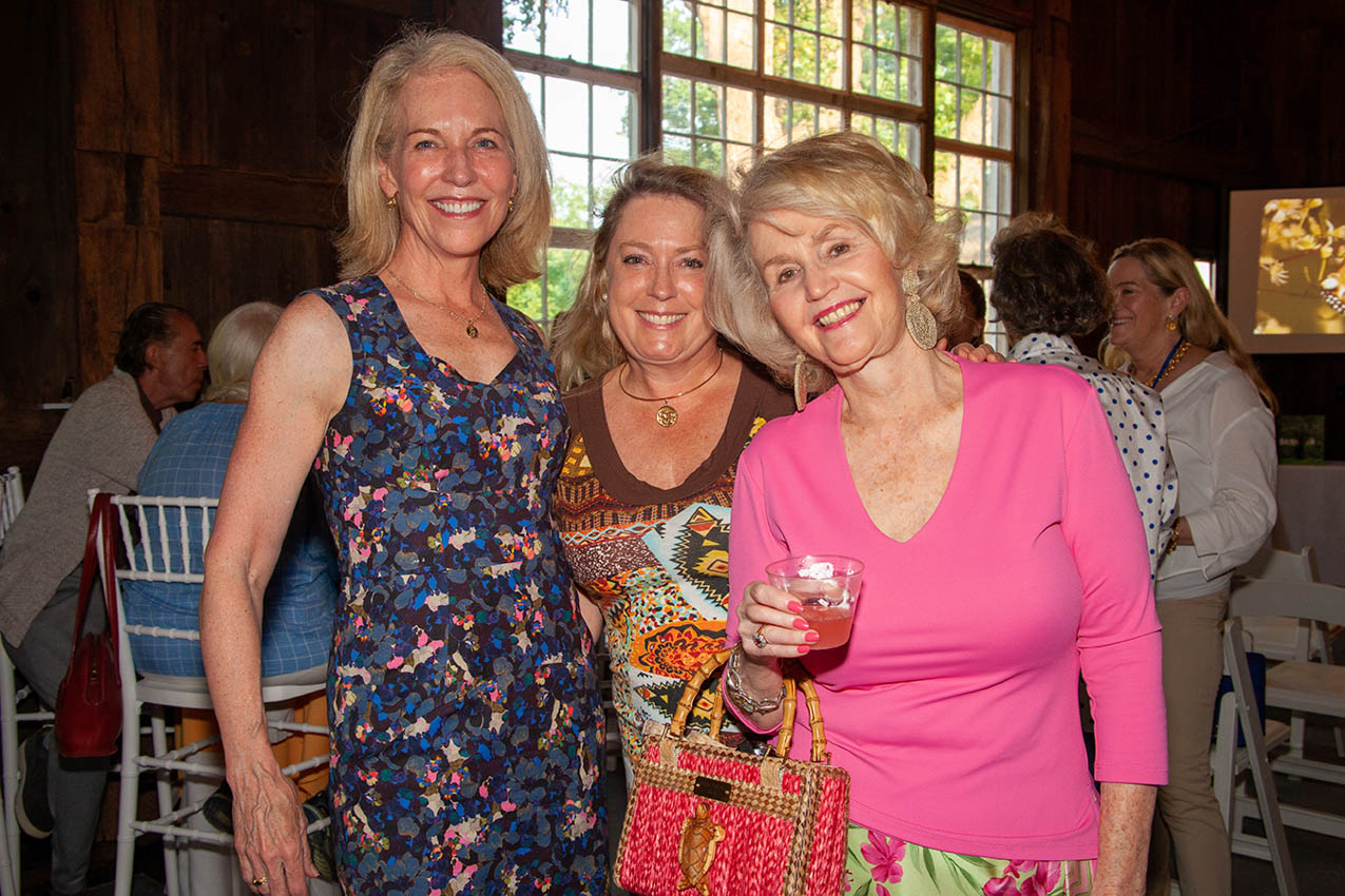 Suzanne Branch, Cynthia Olsen Gates, Beverly Keyes