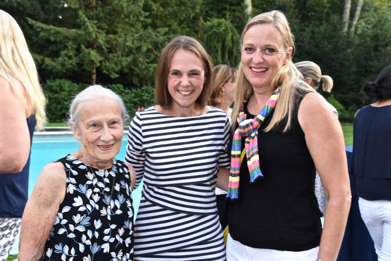 Betsey Reiss, Jenny Byxbee, Eva-Stina Pehrson