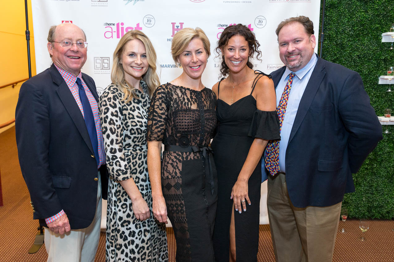 Kel Tyler, Anna Mailloux, Liz Sommer, Christi Blad, Dave LoCascio representing Marvin and Ring's End