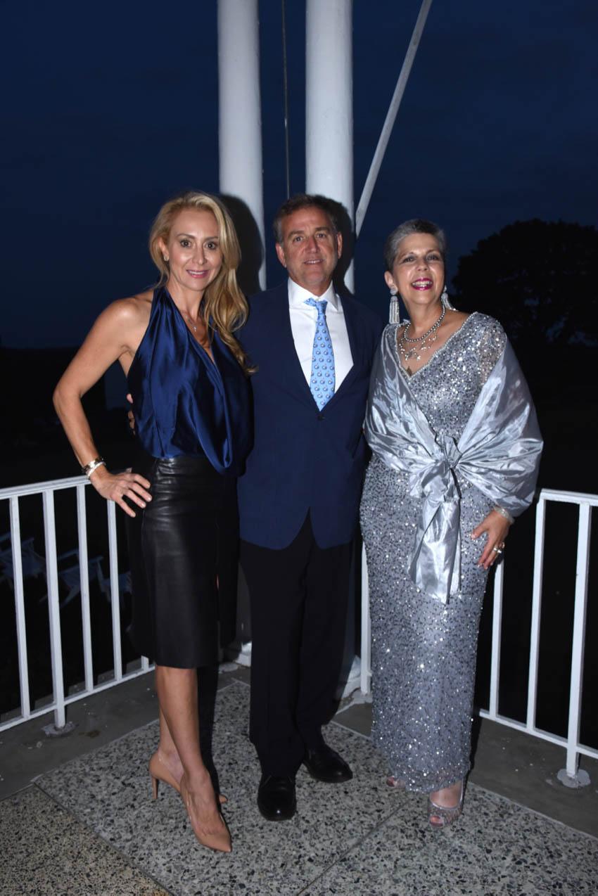 Felicity Kostakis, Tim Yanoti, Georgette Gouveia