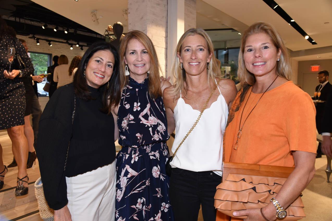 Victoria Newman, Sarah Fugelsang, Melissa Frey, JoAnn Slattery