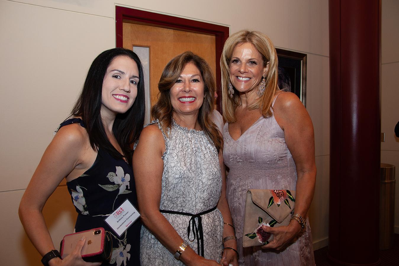 Brittany Pusser, Cami Weinstein, Mindy Gerhardt
