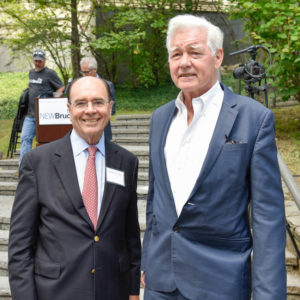 Jim Lockhart and Peter Sutton