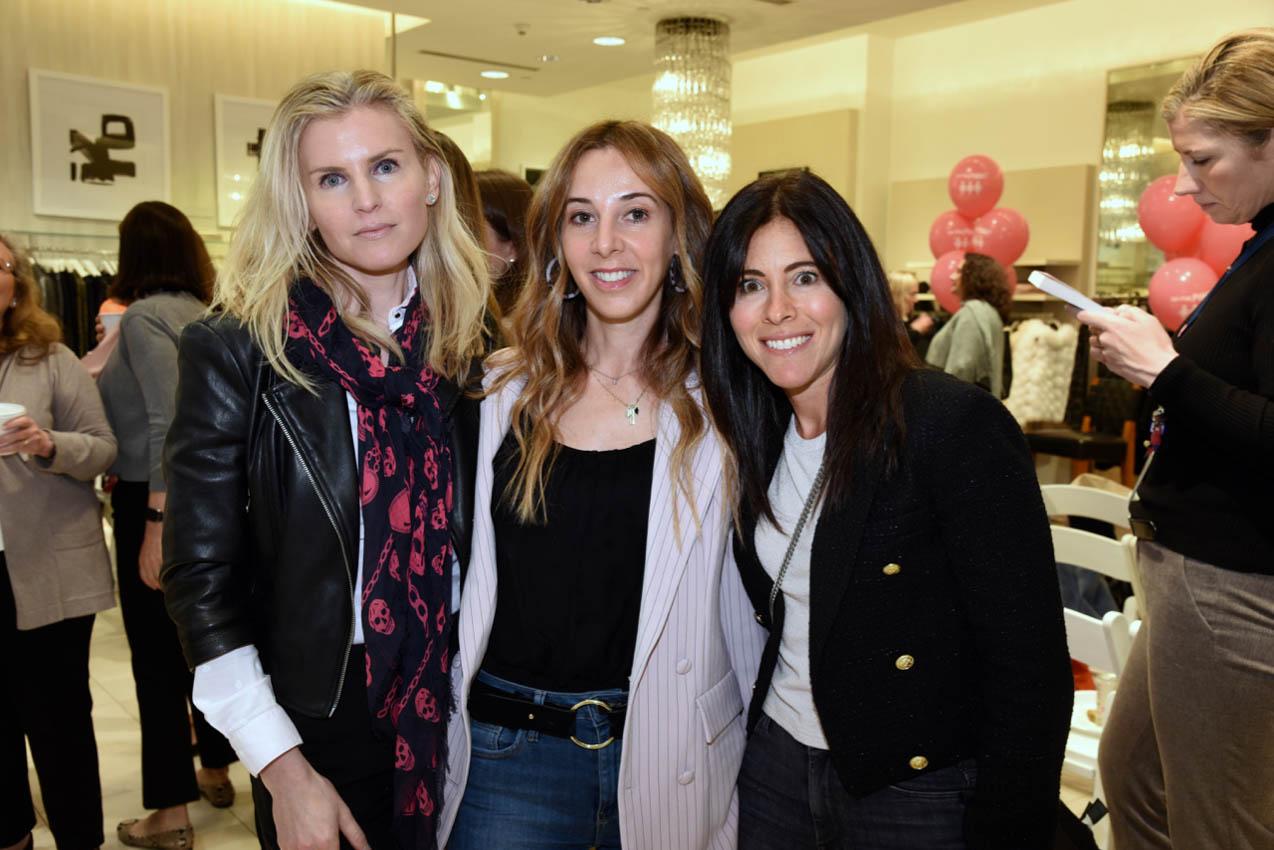 Michelle Moskowitz, Penny Goffman, Stacy  Danow