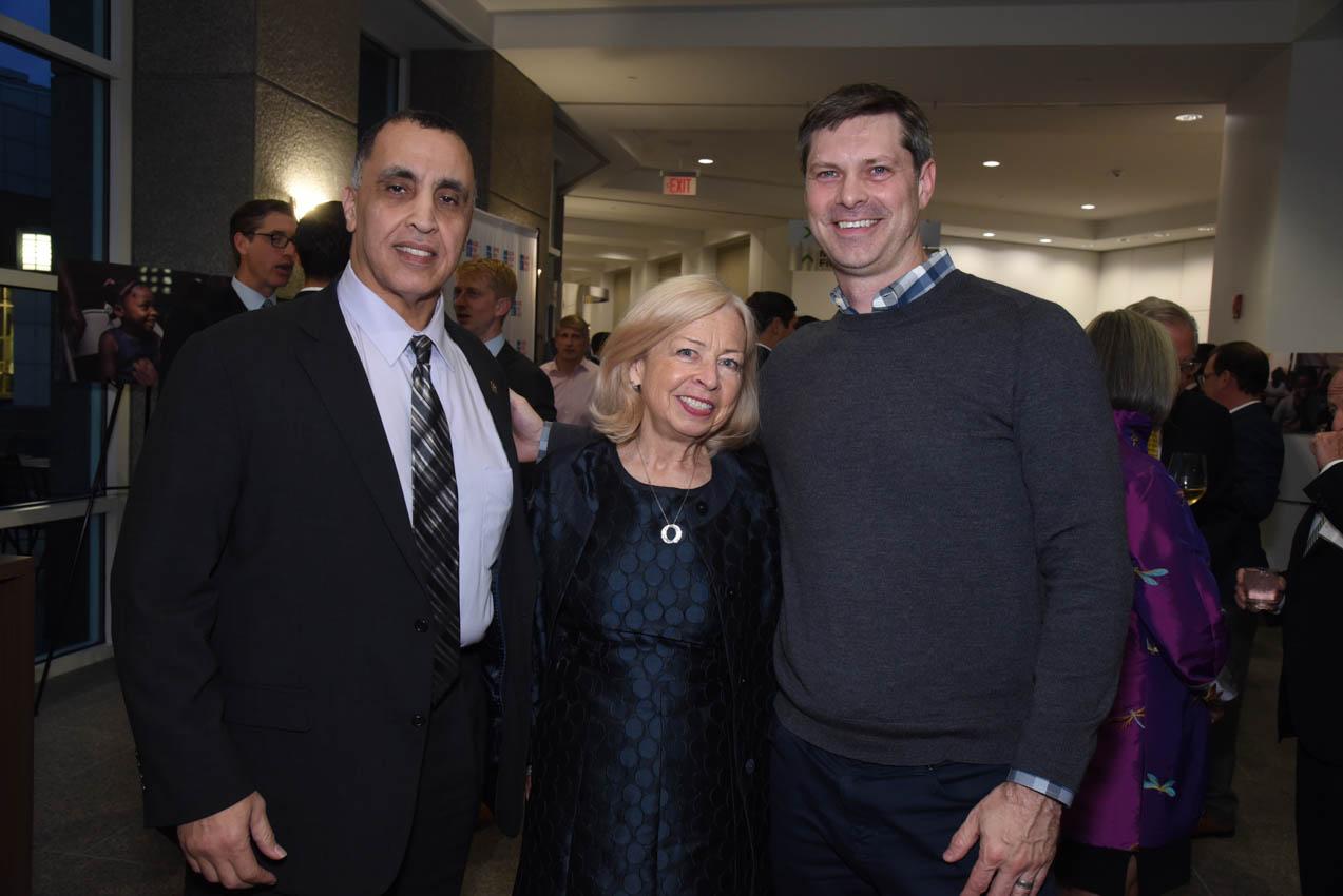 Kevin Ashley, Mary Sommer, Ron Khattabi
