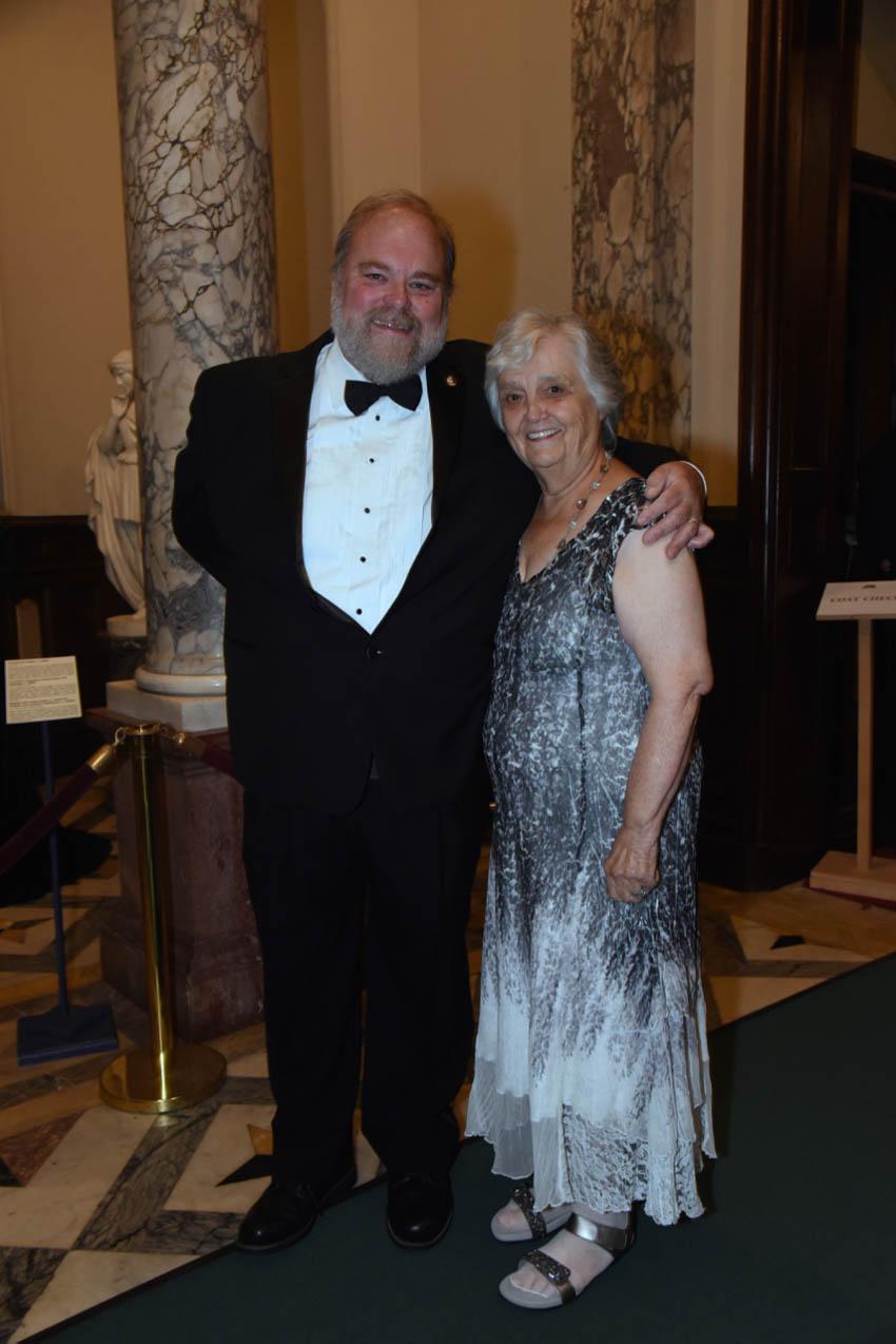 Doug Hempstead, Patsy Brescia