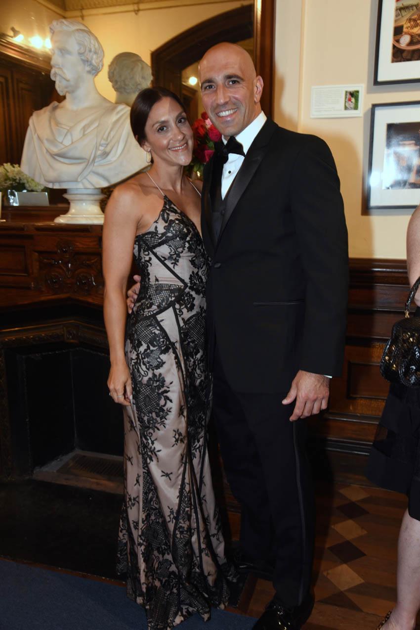 Lauren Rubeo, Greg Mesone