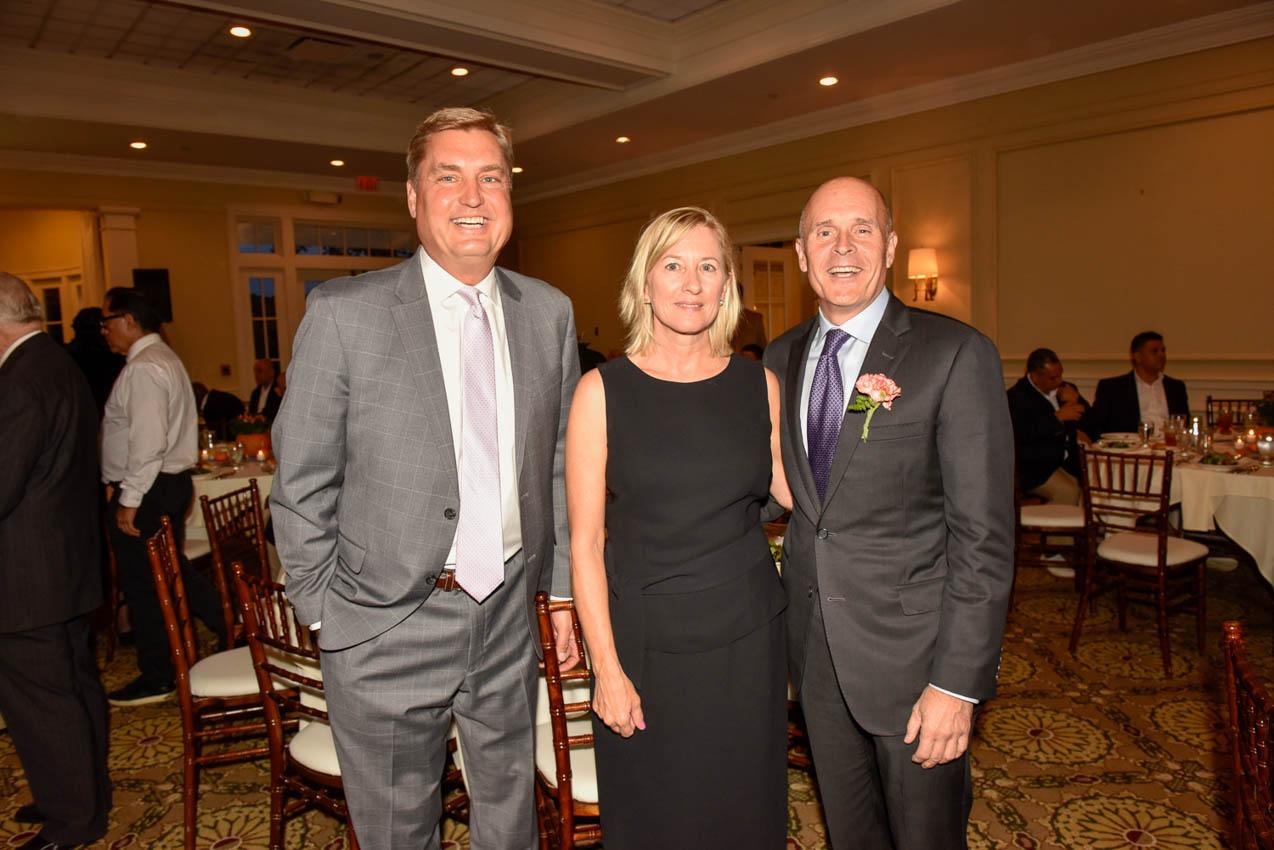 Paul Gulbin, Karen Brown, Kevin McSpirit
