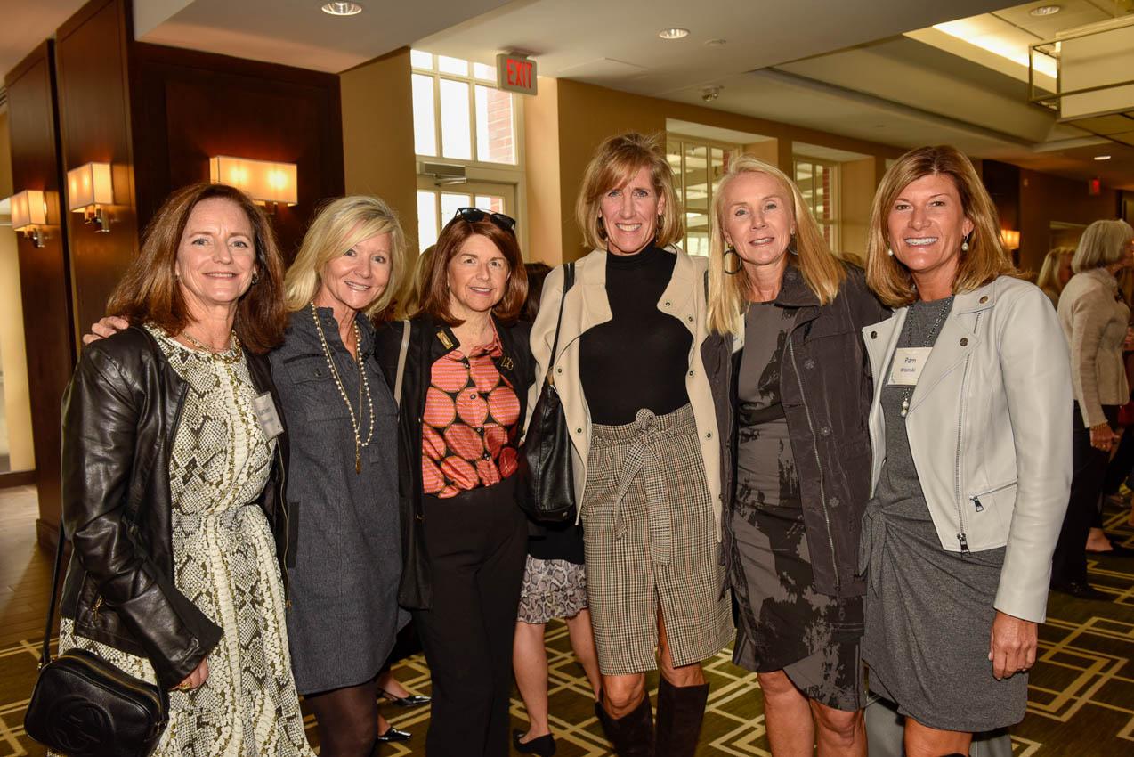 Kathleen Weinstock, Holly Hurd, Alicia Eppler, Nan Peter, Erin Conway, Pam Wisinski