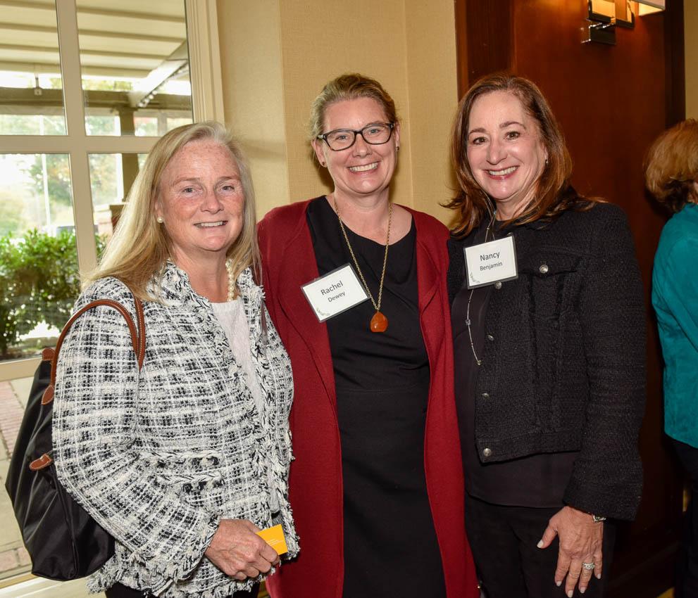 Heather Winters, Rachel Dewey, Nancy Benjamin