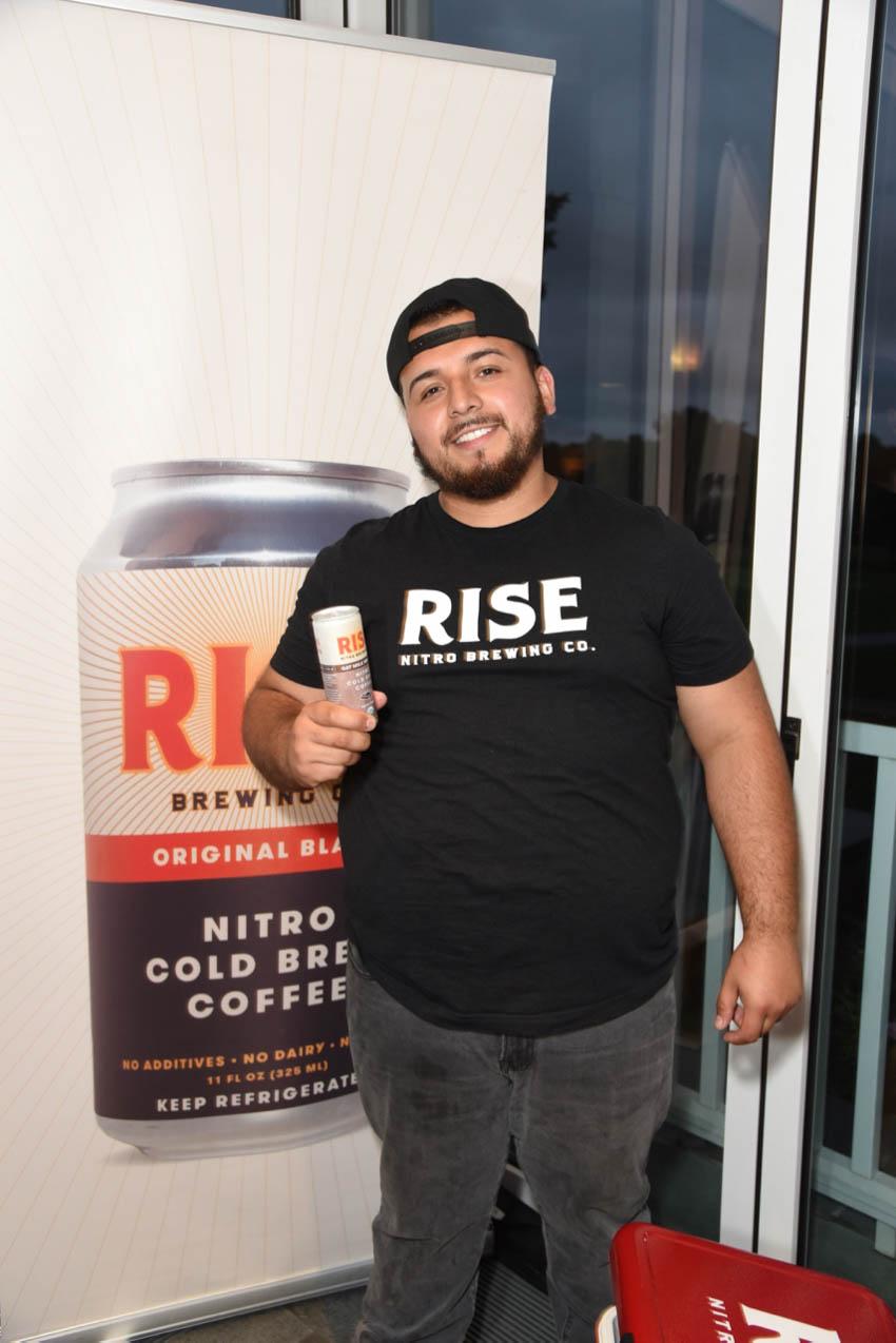 Pablo Vega- Rise Coffee