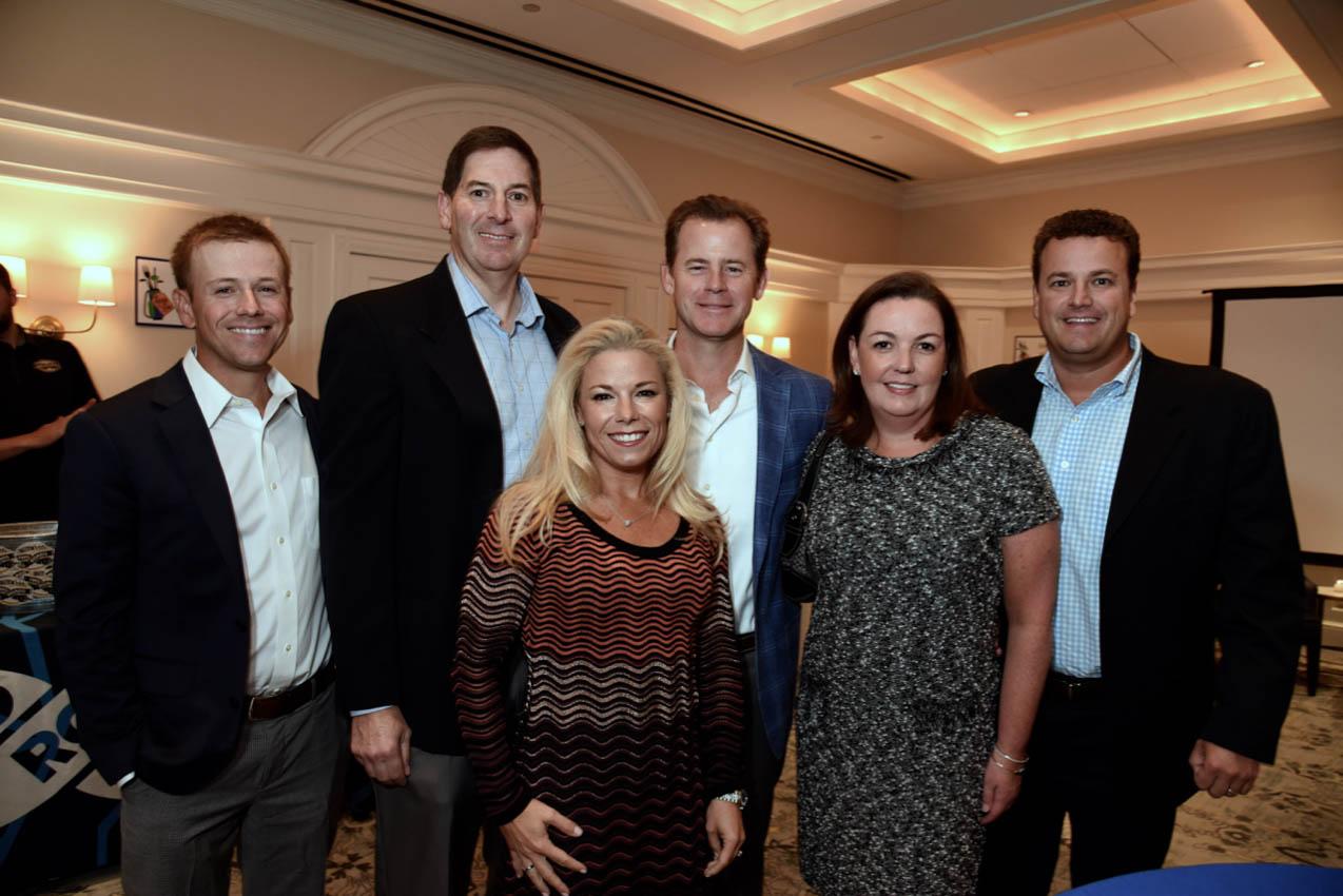 Jamse D'Angelo, Ted Woodward, Karen Hopp, Eric Hopp, Michele Bodick, Brent Bodick