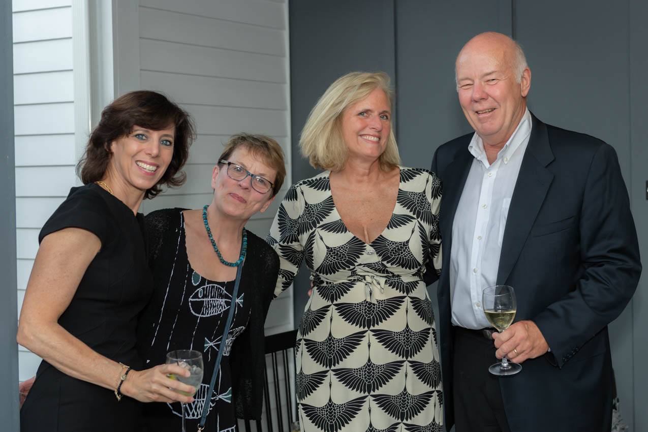 Robin Carroll (Karp Associates), Claudia Jepsen (This Old House), Melissa and Eric Thorkilsen (This Old House)